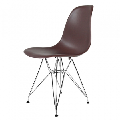 SILLA TOWER CHROME TOP QUALITY CHOCOLATE