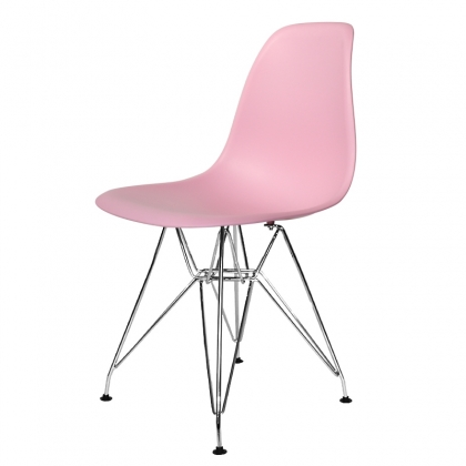 SILLA TOWER CHROME TOP QUALITY ROSA
