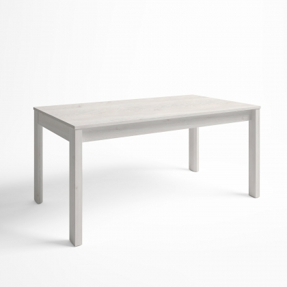MESA EXTENSIBLE HULTSFRED BLANCO NORDIC