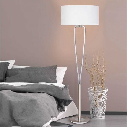 LAMPADAIRE TOULOUSE NICKEL