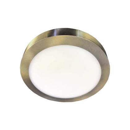 DOWNLIGHT SURFACE CIRCULAIRE LED 6W 4000K DORÉ