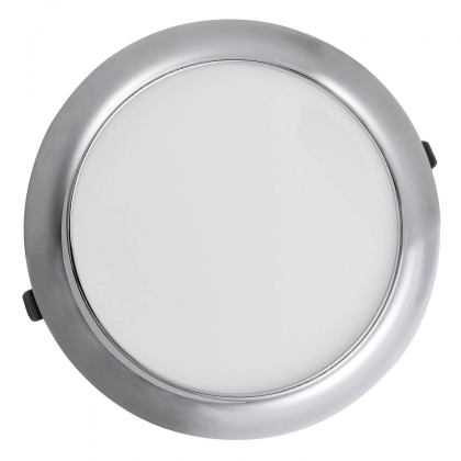 DOWNLIGHT LED CIRCULAIRE 18W CHROME
