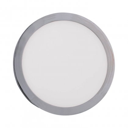 DOWNLIGHT LED CIRCULAR 9W CROMO