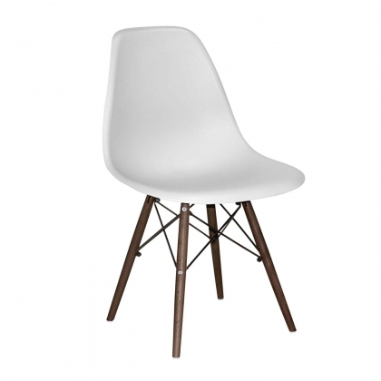SILLA TOWER WOOD BLANCA-WENGUE TOP QUALITY