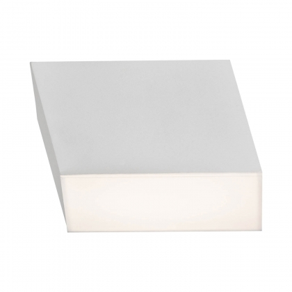 SURFACE LED FIXE 10W 4000K CARRÉ BLANC