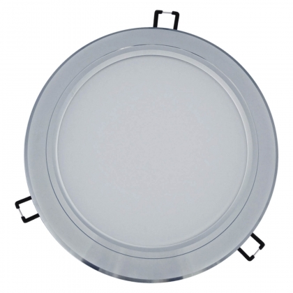 DOWNLIGHT LED AUBREE CIRCULAR ALUMINIO 24W 3000K