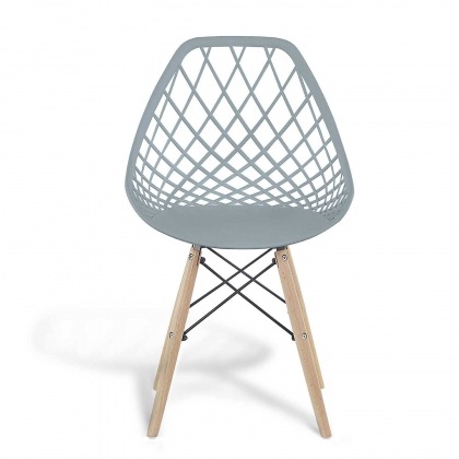 SILLA TOWER PICKELS GRIS