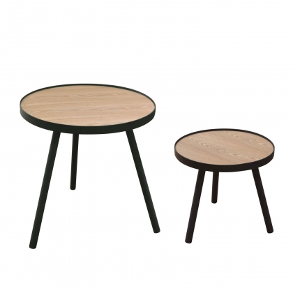 TABLES D'APPOINT SET 2 LUKA