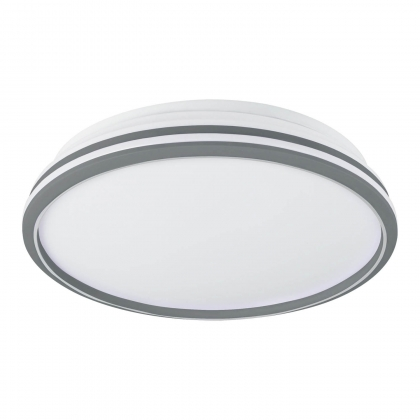 PLAFÓN LED PLANET BLANCO-GRIS