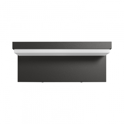APLIQUE DE PARED EXTERIOR LED PHILIPS MELISSA 9W 4000K