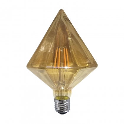 AMPOULE DIAMANT LED E27 2300K