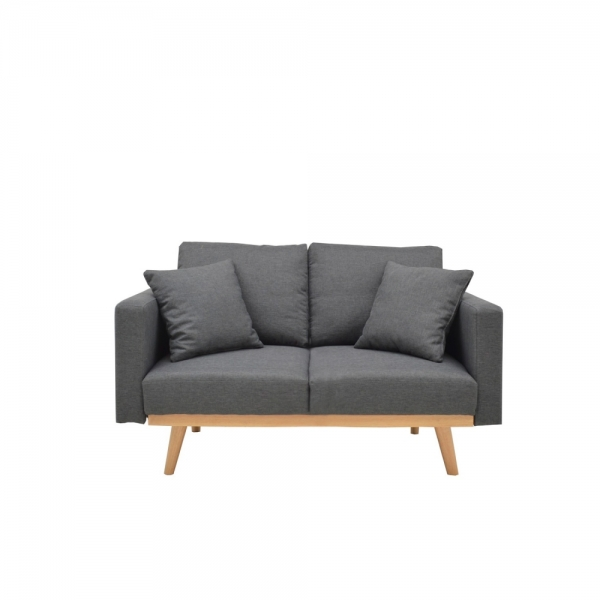 Sof nicolina 2 plazas for Sofa 2 plazas bony