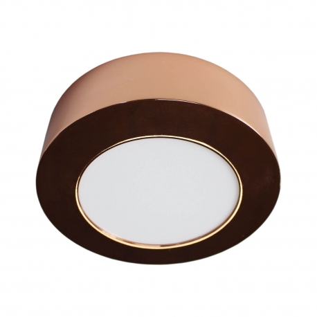 DOWNLIGHT SUPERFICIE ANISA COBRE